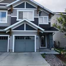 Rental info for 1704 Chapman Way Sw in the Heritage Valley Area area