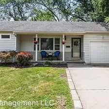 Rental info for 2225 W 74th St in the Prairie Village area