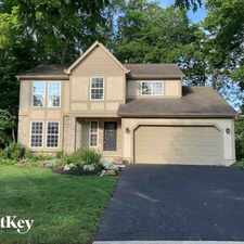 Rental info for 5823 Birch Bark Ct in the Grove City area