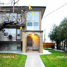 Rental info for 251 Pannahill Rd in the York University Heights area