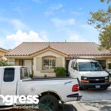 Rental info for 2161 Eaglecloud Dr in the Green Valley South area