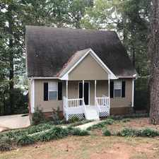 Rental info for 1002 Cannon Cir in the Center Point area