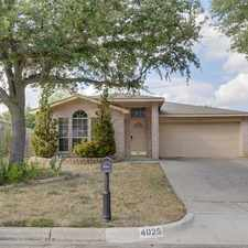 Rental info for 4025 Staghorn Circle North in the Summerfields area