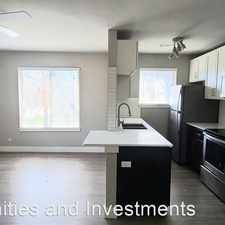 Rental info for 760 South 900 East #34 in the East Central area