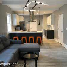 Rental info for 324 Mt. Hope - Unit 5 in the South Wedge area