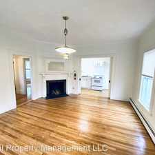 Rental info for 82 Willow St. Apartment 1 in the Augusta area