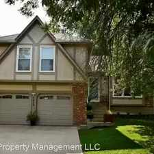 Rental info for 6425 Chouteau in the Shawnee area