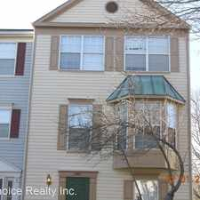 Rental info for 2500 Ambling Court - 1 in the Odenton area