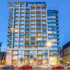Rental info for 111 East 1st Avenue #1801 in the Mount Pleasant area