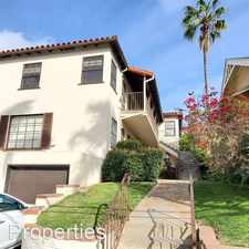 Rental info for 4083 Falcon Street - 4087 in the Mission Hills area