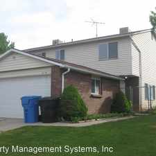 Rental info for 7831 S. Chadbourne Dr. Unit B in the Cottonwood Heights area
