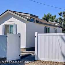 Rental info for 7697 Torrem St. in the San Carlos area