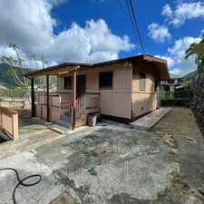Rental info for 1570 Ahihi St #BACK in the Kalihi Valley area