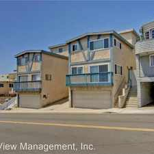 Rental info for 637 Manhattan Beach Blvd in the Sand Section area