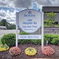 Rental info for Park Lane Towers Apartments in the Cambridge area