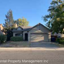 Rental info for 3624 Saintsbury Dr in the Natomas Crossing area