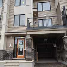 Rental info for 1024 Apolune Street in the Barrhaven area