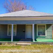 Rental info for 544 S Hayes in the Old Town area