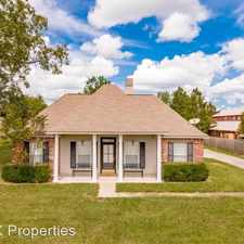 Rental info for 38308 Hwy 929 in the Prairieville area