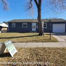 Rental info for 3510 Maple Ave in the Rapid City area