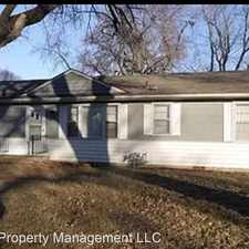 Rental info for 11711 Lawndale Avenue in the Hickman Mills area