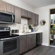 Rental info for Entrada Apartments in the San Diego area