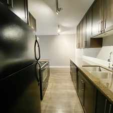 Rental info for 4455 Greenview Drive Northeast #A110 in the Greenview area