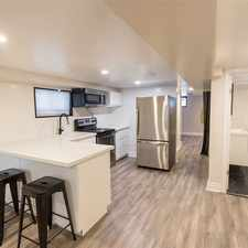 Rental info for 611 Caledonia Road #lower in the Caledonia-Fairbanks area