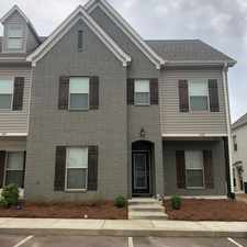 Rental info for 442 Walker Circle in the Oxford area