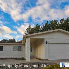 Rental info for 117 Brandon Place in the Benicia area