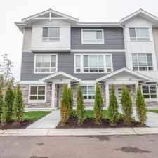Rental info for 19753 55 A Avenue #20 in the Langley Township area