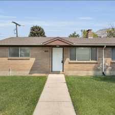 Rental info for 605 East 340 North in the Pleasant Grove area