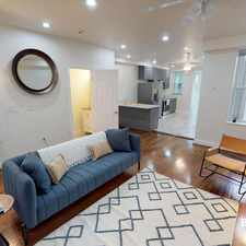 Rental info for Private Bedroom in Beautiful Shaw Home Off New York Avenue in the H Street-NoMa area