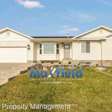 Rental info for 3753 S Lake Mountain Dr in the Saratoga Springs area
