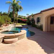 Rental info for 35406 Vista Real in the 92234 area