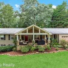 Rental info for 4884 Mill Brook Dr in the Dunwoody area