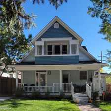 Rental info for 2228 17th street #3 in the Whittier area