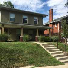 Rental info for 1321 Anthony St in the East Campus area