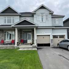 Rental info for 4355 Kelly Farm Drive in the Gloucester-south Nepean area