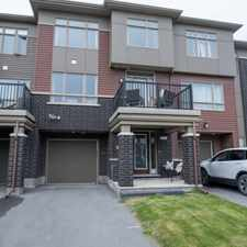 Rental info for 551 Roundleaf Way in the Kanata South area