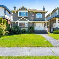 Rental info for W 22nd Ave & MacKenzie St in the Arbutus-Ridge area