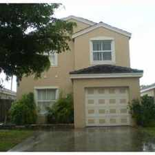 Rental info for renovated single family home in margate in the Margate area