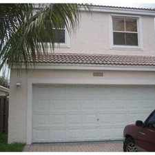 Rental info for awesome 4/2.5 w/loft rental in margate in the Coral Springs area