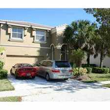 Rental info for WEST MIRAMAR SINGLE FAMILY HOME ! in the Pembroke Pines area