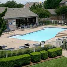 Rental info for Superior! fort worth apartment for rent in the John T. White area