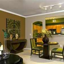 Rental info for Great Apts for rent in Fort Worth in the Rosemont area