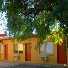 Rental info for Twenty Nine Palms Apartments in the Corbett area