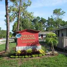 Rental info for Volusia Crossing
