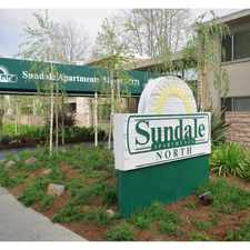 Rental info for Sundale Apartments