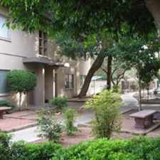 Rental info for $250 Move In Special Utilities are included- *Use overage may be billed to tenant as additional rent. Newly Renovated...2 Sparkling Pools....2 Laundry Rooms. Within a block from Downtown Mesa. Pennytreeapts.com in the Downtown area